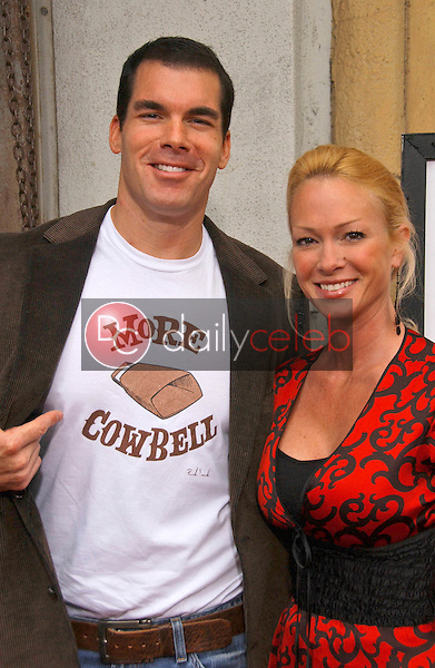 Brandon Molale and Kim Wolfe<br />at the Los Angeles premiere &quot;Balls Of Fury&quot;. The Egyptian Theatre, Hollywood, CA. 08-25-07<br />Dave Edwards/DailyCeleb.com 818-249-4998