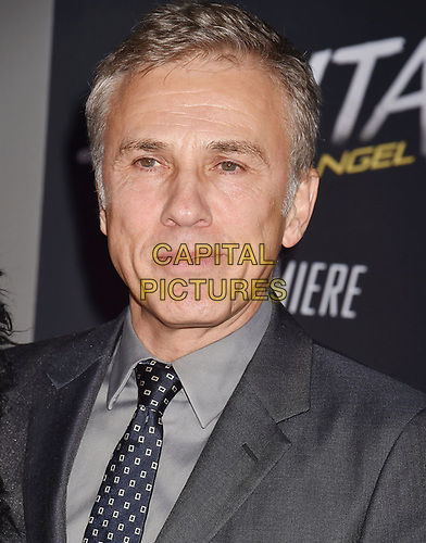 WESTWOOD, CA - FEBRUARY 05: Christoph Waltz attends the Premiere Of 20th Century Fox's 'Alita: Battle Angel' at Westwood Regency Theater on February 05, 2019 in Los Angeles, California.<br /> CAP/ROT/TM<br /> ©TM/ROT/Capital Pictures
