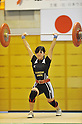 Satomi Inoue, JUNE 24th, 2011 - Weightlifting : All Japan Weightlifting Championship, Women's -53kg at Saitama memorial gymnasium, Saitama, Japan. (Photo by Atsushi Tomura/AFLO SPORT) [1035]