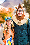 _E1_2511<br /> <br /> 1610-85 GCI Halloween Costumes<br /> <br /> October 31, 2016<br /> <br /> Photography by: Nathaniel Ray Edwards/BYU Photo<br /> <br /> &copy; BYU PHOTO 2016<br /> All Rights Reserved<br /> photo@byu.edu  (801)422-7322<br /> <br /> 2511