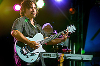 19th July 2014: American legends Daryl Hall &amp; John Oates play the BBC 6 Music Stage on the third day of the 9th edition of the Latitude Festival, Henham Park, Suffolk.<br /> Picture by Stuart Hogben