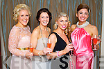 Mary Stapleton, Killorglin, Tina Griffin, Killorglin, Aileen Goodman, Firies, and Carol Kennelly, Tralee pictured at Hi Style awards, held in the Silver Springs hotel, Cork on Saturday.