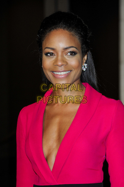 LONDON, ENGLAND - FEBRUARY 16: Naomie Harris attends EE British Academy Film Awards afterparty at the Grosvenor Hotel on February 16, 2014 in London, England. <br /> CAP/CJ<br /> &copy;Chris Joseph/Capital Pictures