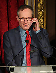 "Mark Brokaw during The ""Mr. Abbott"" Award 2019 Presentation at The Metropolitan Club on 3/25/2019 in New York City."