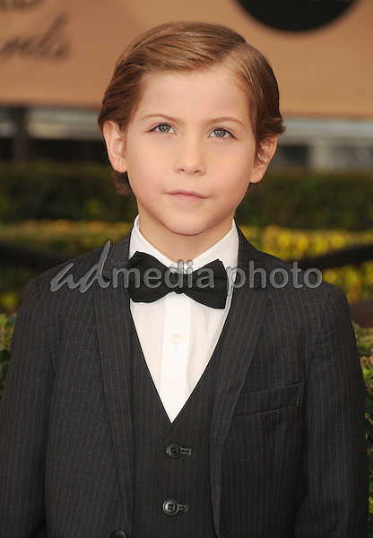 30 January 2016 - Los Angeles, California - Jacob Tremblay. 22nd Annual Screen Actors Guild Awards held at The Shrine Auditorium. Photo Credit: Byron Purvis/AdMedia