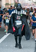 Darth Vader at the L.A. Marathon.