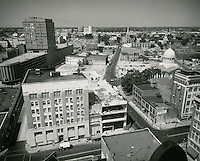 1961 August 15..Redevelopment.Downtown North (R-8)..Downtown Progress..North View from VNB Building..HAYCOX PHOTORAMIC INC..NEG# C-61-5-79.NRHA#..