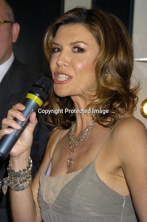 "Finola Hughes ..at the Book Party for Finola Hughe's Book ""Soapsuds"" ..at The Montblanc Global Flagship Store on June 14, 2005. ..Photo by Robin Platzer, Twin Images"