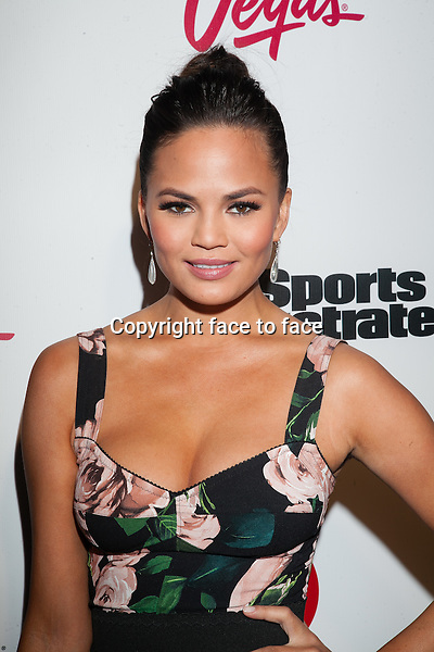 NEW YORK, NY - FEBRUARY 12: Chrissy Teigen attends the Sports Illustrated 2013 Swimsuit edition Launch Party hosted by Crimson in New York City...Credit: MediaPunch/face to face..- Germany, Austria, Switzerland, Eastern Europe, Australia, UK, USA, Taiwan, Singapore, China, Malaysia and Thailand rights only -