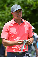 Jordan Spieth (USA) heads down 6 during round 2 of the 2019 Charles Schwab Challenge, Colonial Country Club, Ft. Worth, Texas,  USA. 5/24/2019.<br /> Picture: Golffile   Ken Murray<br /> <br /> All photo usage must carry mandatory copyright credit (© Golffile   Ken Murray)