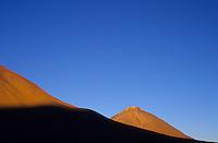 Volcan Licancabur (5990m), Lipez Sur, Bolivia, 1999.