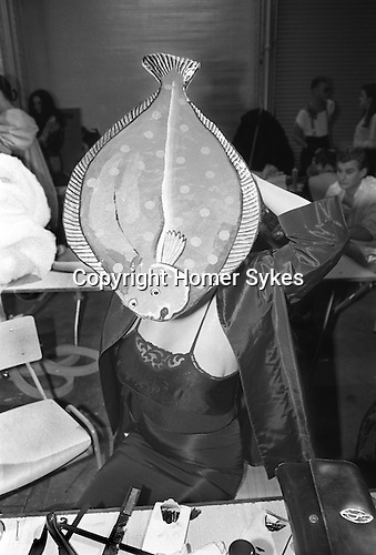 Olympia, London. 1981 <br />