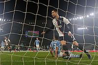 Cristiano Ronaldo of Juventus scores a goal<br /> Roma 07-12-2019 Stadio Olimpico <br /> Football Serie A 2019/2020 <br /> SS Lazio - Juventus FC<br /> Photo Cesare Purini / Insidefoto