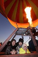 29 April 2018 - Hot Air Balloon Gold Coast and Brisbane