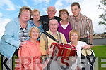 Members of the Abbeyfeale/Athea set dancing group. Front l-r Josephine O'Connor, Domhnall and Noreen De Barra. Back l-r Mary Egan, Mary Kelly, Con Egan, Kate Curtin and Ultan Mulcahy..   Copyright Kerry's Eye 2008