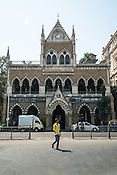 The David Sosoon library in Kala Ghoda in Mumbai, India. Photo: Sanjit Das/Panos
