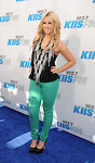 CARSON, CA - MAY 12: Chelsie Hightower attends 102.7 KIIS FM's Wango Tango at The Home Depot Center on May 12, 2012 in Carson, California.