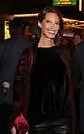 Christy Turlington attending the opening night performance for 'Springsteen on Broadway' at The Walter Kerr Theatre on October 12, 2017 in New York City.
