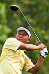 SHENZHEN, CHINA - OCTOBER 30: Hardjito of Indonesia in action during the day two of Asian Amateur Championship at the Mission Hills Golf Club on October 30, 2009 in Shenzhen, Guangdong, China.  (Photo by Victor Fraile/The Power of Sport Images) *** Local Caption *** Hardjito