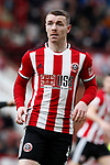 John Fleck of Sheffield Utd  during the Premier League match at Bramall Lane, Sheffield. Picture date: 7th March 2020. Picture credit should read: Simon Bellis/Sportimage