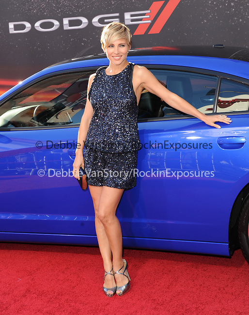 Elsa Pataky  at The Universal Pictures American Premiere of Fast & Furious 6 held at Universal CityWalk in Universal City, California on May 21,2013                                                                   Copyright 2013 Hollywood Press Agency