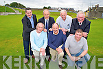 Cllr Michael Gleeson, Der Brosnan, Patrick O'Sullivan, Tom O'Leary, Tadhg McGillicuddy, Mike Buckley and Liam Chute who are promoting the development of the County Cultural and GAA Museum in Fitzgerald Stadium in Killarney.........