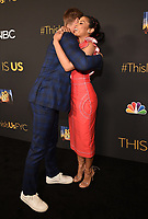 "LOS ANGELES - JUNE 6: Cast members Justin Hartley and Susan Kelechi Watson attend a ""THIS IS US"" FYC Event presented by 20th Century Fox Television & NBC at the John Anson Ford Theatres on June 6, 2019 in Los Angeles, California. (Photo by Frank Micelotta/20th Century Fox Television/PictureGroup)"