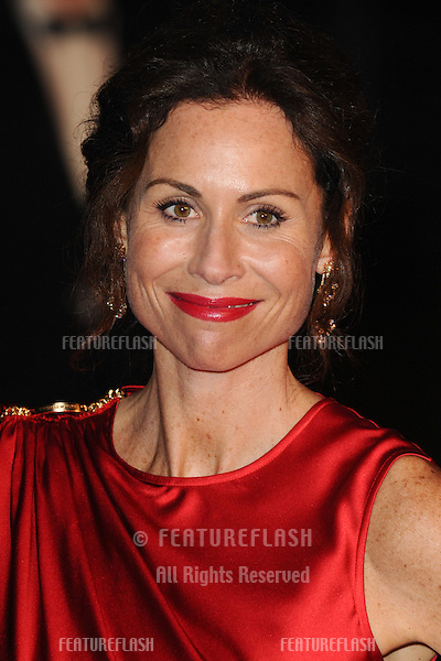 "Minnie Driver  arriving for the ""Skyfall"" world premiere after party at the Tate Modern, London. 23/10/2012 Picture by: Steve Vas / Featureflash"