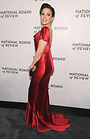 NEW YORK, NEW YORK - JANUARY 08: Sophia Bush  attends the 2019 National Board Of Review Gala at Cipriani 42nd Street on January 08, 2019 in New York City. <br /> CAP/MPI/JP<br /> &copy;JP/MPI/Capital Pictures