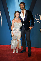 08 November 2017 - Nashville, Tennessee - Maren Morris, Ryan Hurd. 51st Annual CMA Awards, Country Music's Biggest Night, held at Music City Center. <br /> CAP/ADM/LF<br /> &copy;LF/ADM/Capital Pictures