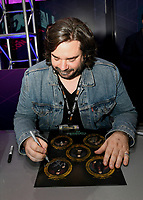FX FEARLESS FORUM AT SAN DIEGO COMIC-CON© 2019: L-R: Cast Members XXX during the WHAT WE DO IN THE SHADOWS booth signing on Saturday, July 20 at SAN DIEGO COMIC-CON© 2019. CR: Alan Hess/FX/PictureGroup © 2019 FX Networks