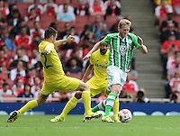 VfL Wolfsburg v Villarreal - 25/07/2015