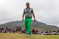 Simon Alliss European Tour championship Director during the final round of the Dubai Duty Free Irish Open, Ballyliffin Golf Club, Ballyliffin, Co Donegal, Ireland. 08/07/2018<br /> Picture: Golffile | Thos Caffrey<br /> <br /> <br /> All photo usage must carry mandatory copyright credit (&copy; Golffile | Thos Caffrey)