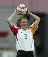 MAR 13, 2006: Faro, Portugal:  Kerstin Stegeman