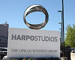 Harpo Studios during Oprah Winfrey Mania - Farewell to The Oprah Winfrey Show after 25 Years in Chicago.