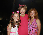 "Liz Keifer (Guiding Light) poses with the cast - daughter Bella Convertino ""Dixie"" and Maureen Mooney ""Mae"" (Guiding Light ""Ann Jeffers"", Another World ""Diane Flannery"", All My Children ""Stacey Coles, One Life To Live ""The Nanny"") as Bella and Maureen star in Mississippi Mud Productions presents a Mud Lab production of ""Cat On A Hot Tin Roof"" by Tennessee Williams, guided and directed by Austin Pendleton (One Life To Live) performed on July 24, 2011 (also 22nd and 23rd) at the Alexander Technique Center for Performance and Development in New York City, New York. (Photo by Sue Coflin/Max Photos)"