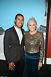 Costa Rican Artist Fabrizio Arrieta and The Art Spirit Foundation Founder Dianne B. Bernard Attend Flatt Book 6 Launch Party & Salute to Flattprize & National Arts Club Residency Recipient Fabrizio Arrieta Held at The National Arts Club, NY