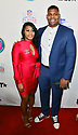 MIAMI, FL - JANUARY 30: Quinnen Williams and Maranda Ross (L) attend the 21st Annual Super Bowl Gospel Celebration at James L Knight Center on January 30, 2020 in Miami, Florida. ( Photo by Johnny Louis / jlnphotography.com )