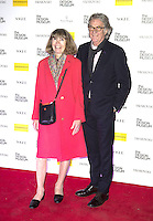 LONDON, ENGLAND - NOVEMBER 22: (L-R) Pauline Denyer and Paul Smith attends The Design Museum VIP launch on November 22, 2016 in London, United Kingdom<br /> CAP/PP/GM<br /> &copy;GM/PP/Capital Pictures /MediaPunch ***NORTH AND SOUTH AMERICAS ONLY***