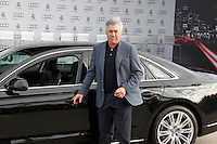 Carlo Ancelotti participates and receives new Audi during the presentation of Real Madrid's new cars made by Audi in Madrid. December 01, 2014. (ALTERPHOTOS/Caro Marin) /Nortephoto
