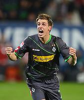 Fussball Bundesliga 2012/13: Augsburg - Moenchengladbach