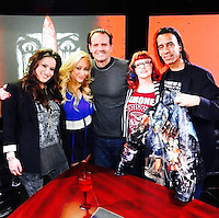Vanessa Gomez, Jennifer Blanc-Biehn, Michael Biehn, Staci Layne Wilson, Aaron Kai<br />