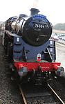 Heritage steam railway, Sheringham station, North Norfolk Railway, England, UK - The North Norfolkman