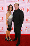 UNIVERSAL CITY, CA. - April 19: Tim Allen (R) and wife Jane Hajduk  arrive at the 2009 TV Land Awards at the Gibson Amphitheatre on April 19, 2009 in Universal City, California.