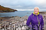 Noreen O'Neill at Connanna Harbour.