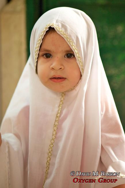 Young Girl, Arab Quarter, Old Ciy, Jerusalem