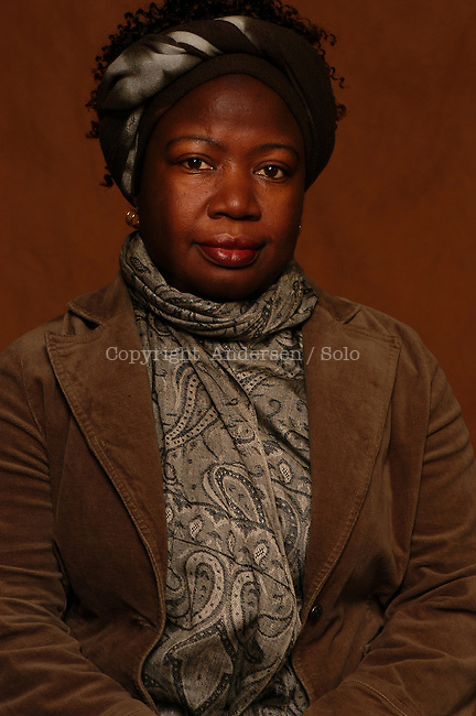 Tonella Boni, author from Ivory Coast.