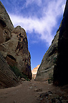 The Narrows, Capitol Gorge, Capitol Reef National Park, UTAH