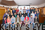 BIRTHDAY: On Sunday night in the Half Way Bar, on the Tralee and Listowel Road, Damien Somers Knockreagh,Listowel celebrated his 21st  with his family and friends, (Damien is seated 4th from right).