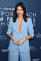 Lilah Parsons<br /> arriving for the Newport Beach Film Festival UK Honours 2020, London.<br /> <br /> ©Ash Knotek  D3551 29/01/2020